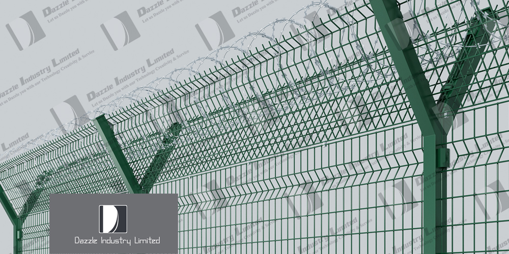 Airport fence - Dazzle Industry Limited