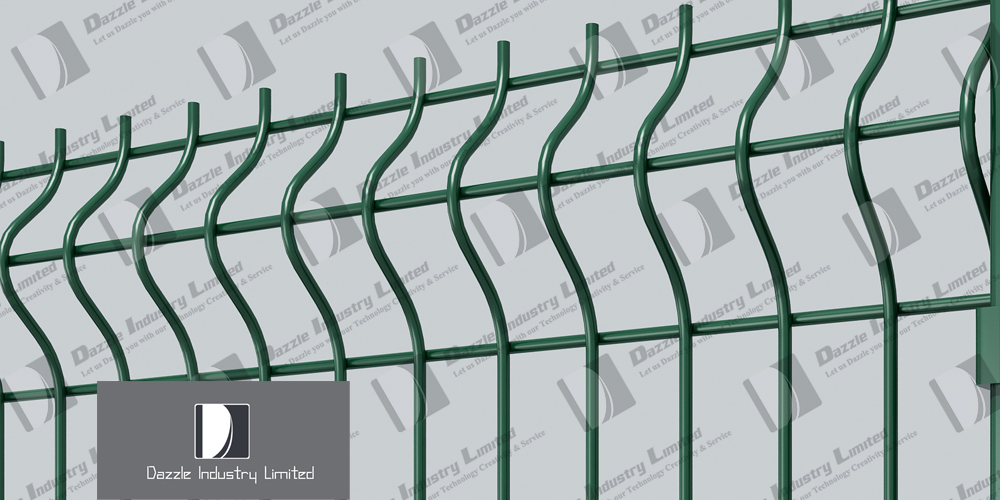 welded wire mesh panel system - Dazzle Industry Limited